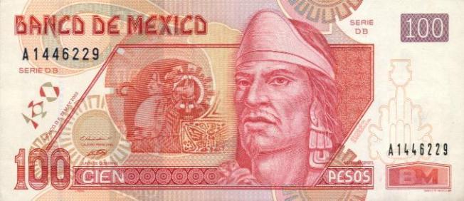 какую валюту лучше брать в мексику