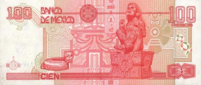 Фото мексиканского песо