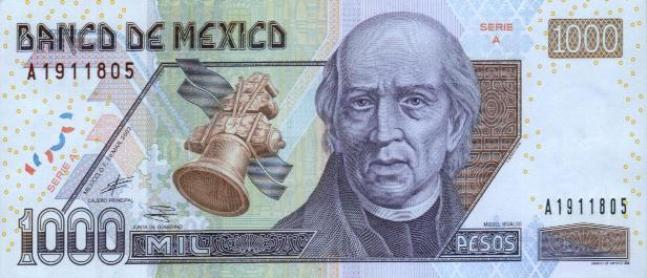 какую валюту лучше брать с собой в мексику