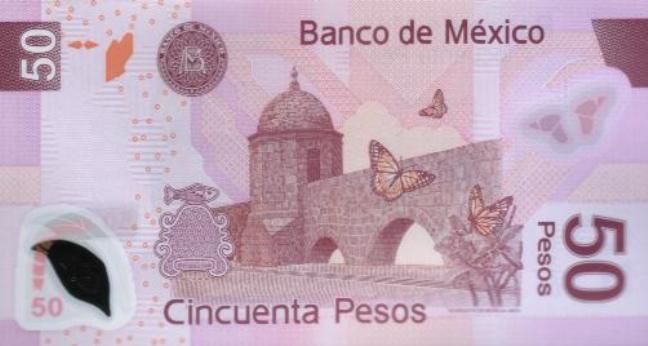 какая валюта в мексике