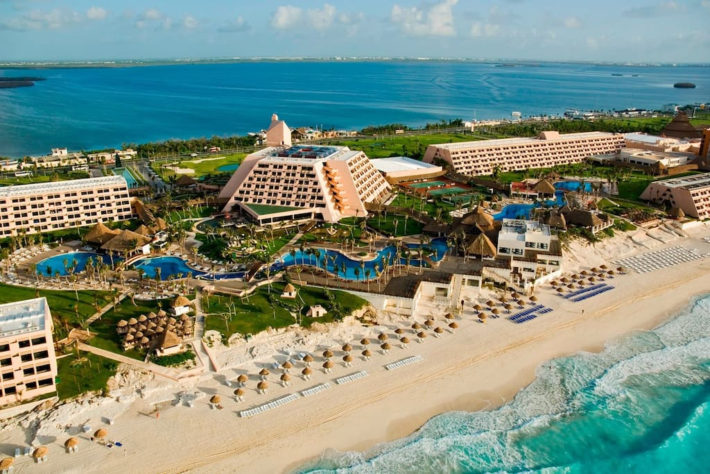 The Pyramid Grand Oasis Cancun