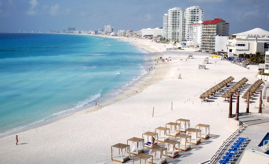 Как выбрать пляж в Канкуне? Лучшие пляжи Канкуна